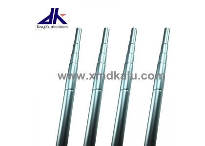 5 Section Aluminum Telescopic Pole With Twist Lock