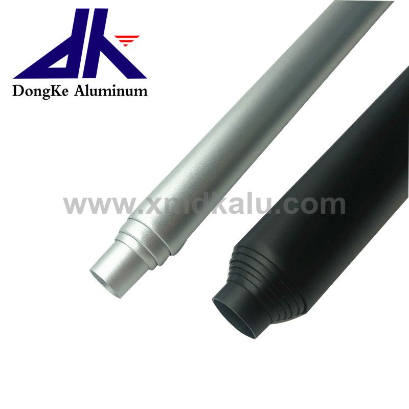 telescopic rods manufactures aluminum tube with friction lock