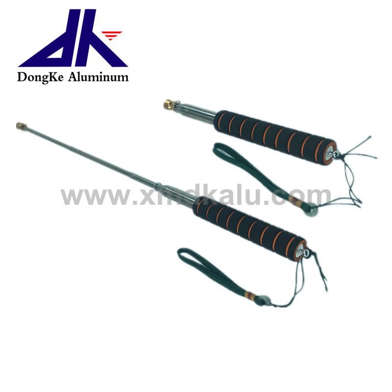foldable Stainless Steel pole